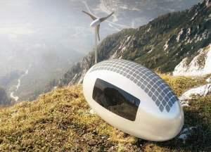 ekokapsula to mała zasilana energią słoneczną kapsuła - wlaczoszczedzanie.pl- wlaczoszczedzanie.pl