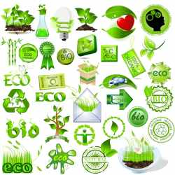 znaki ekologiczne, ekooznaczenia, symbole ekologiczne - wlaczoszczedzanie.pl