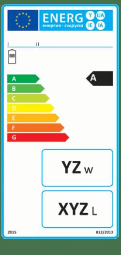 Etykieta energetyczna dla zasobników na ciepłą wodę użytkową - wlaczoszczedzanie.pl