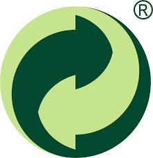 Zielony punkt - znak ekologiczny