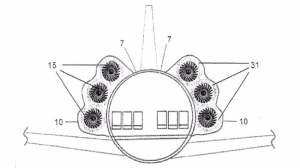 airbus opatentował nową konstrukcję samolotów
