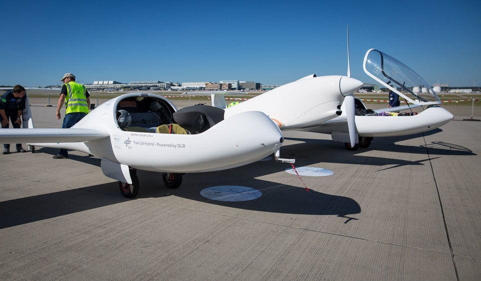 HY4 czyli samolot zasilany wodorem