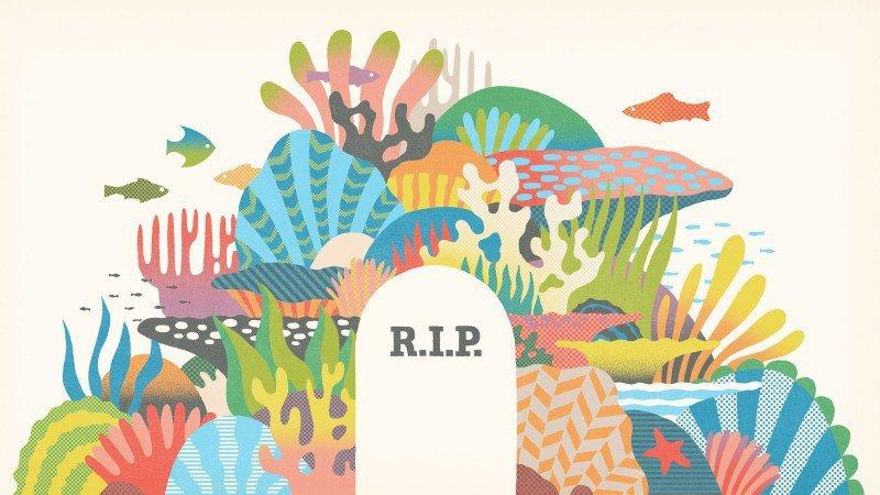 Wielka Rafa Koralowa umiera