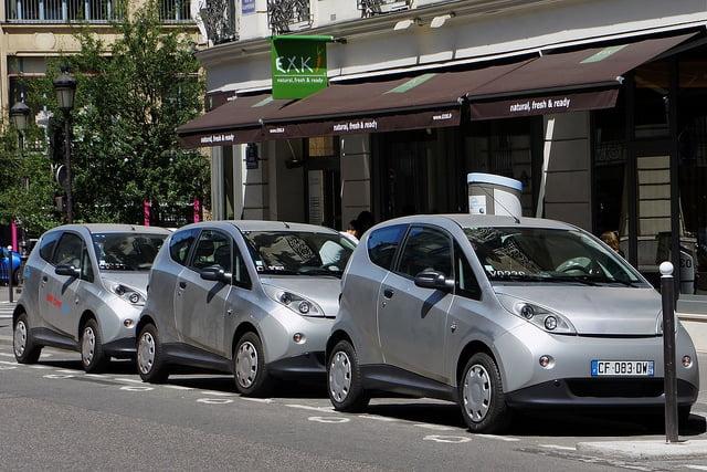 Carsharing sposobem na ograniczenie smogu