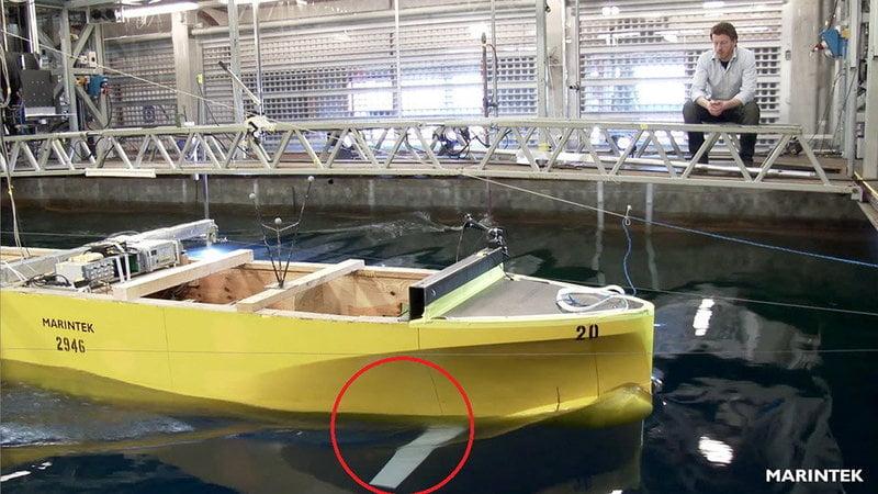 Naukowcy planują wykorzystać ogon wieloryba w celu zmniejszenia zużycia paliwa jednostek pływających