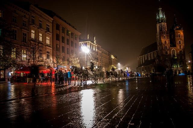 Kraków tonie w smogu - Flickr / @Kamil Porembiński / CC BY SA 2.0