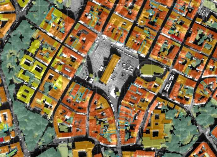 Atlas pokrycia terenu i przewietrzania Krakowa - wlaczoszczedzanie.pl - @ obserwatorium.um.krakow.pl