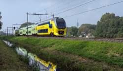 W Holandii 5500 składów elektrycznych pociągów napędzanych jest energią pochodzącą z odnawialnych źródeł - właczoszczedzanie.pl - Flickr / @ Rob Dammers / CC BY 2.0