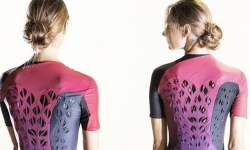Naukowcy z MIT stworzyli oddychające koszulki dla sportowców w których umieścili żyjące komórki - wlaczoszczedzanie.pl