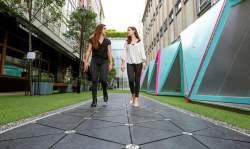 W Londynie powstał chodnik wytwarzający prąd elektryczny - wlaczoszczedzanie.pl