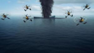 Polscy naukowcy znaleźli sposób na usuwania rozlanej ropy z powierzchni oceanów