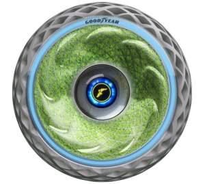 Goodyear stworzył Oxygene. Oponę która wytwarza tlen i oczyszcza powietrze z dwutlenku węgla