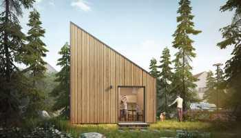 Start-up Solace zbudował pierwszy w Polsce dom samodzielny energetycznie. Dom plus energetyczny wytwarza więcej energii niż jest jej zużywa