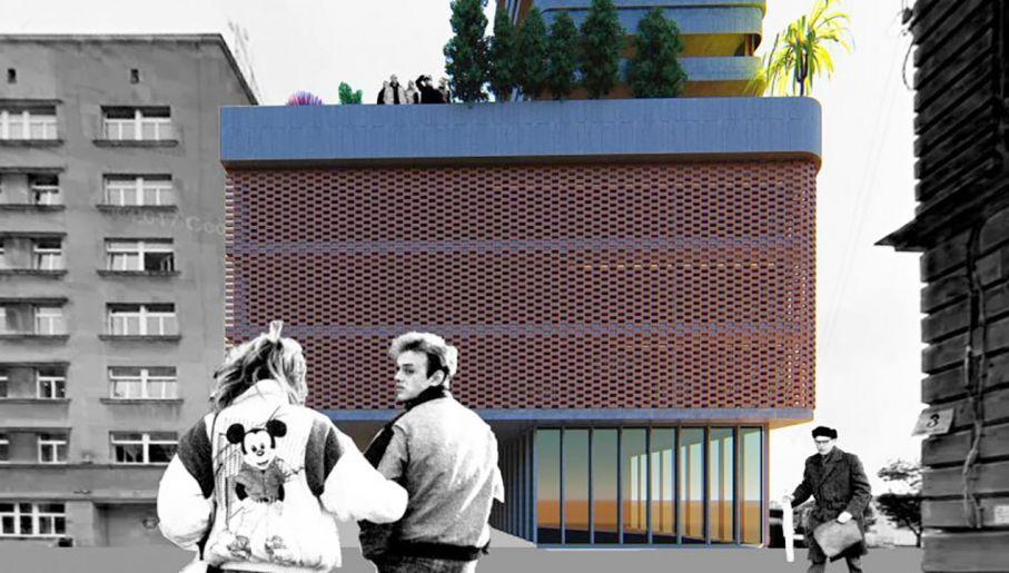 Polacy wyróżnieni za projekt ekologicznego budynku, który pełni funkcję gigantycznego oczyszczacza powietrza