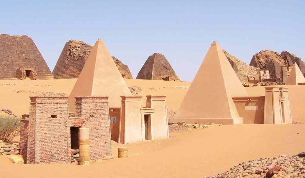 Zmian klimatu mogły przyczynić się do upadku potężnego Królestwa Meroe