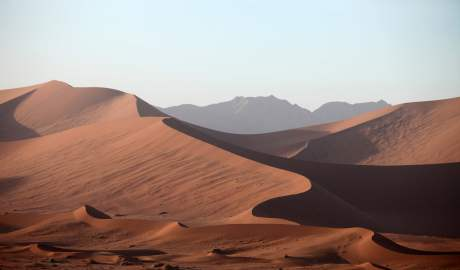 Pył znad Sahary też jest smogiem