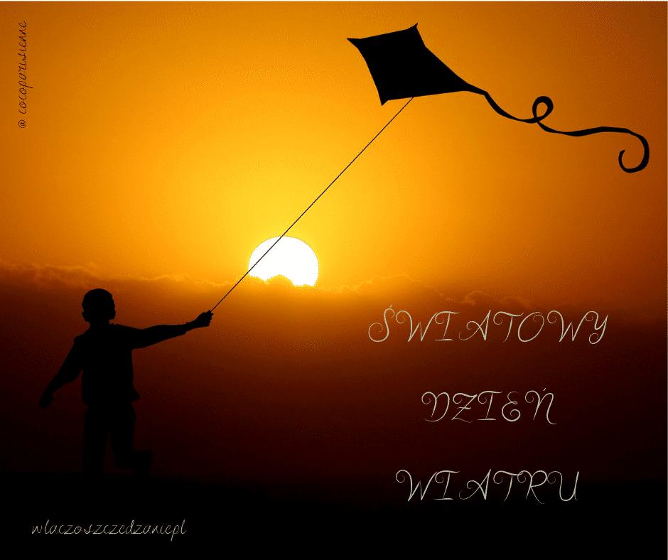 15 czerwca Światowy Dzień Wiatru