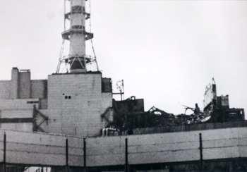 Wybuch reaktora jądrowego w elektrowni atomowej w Czarnobylu