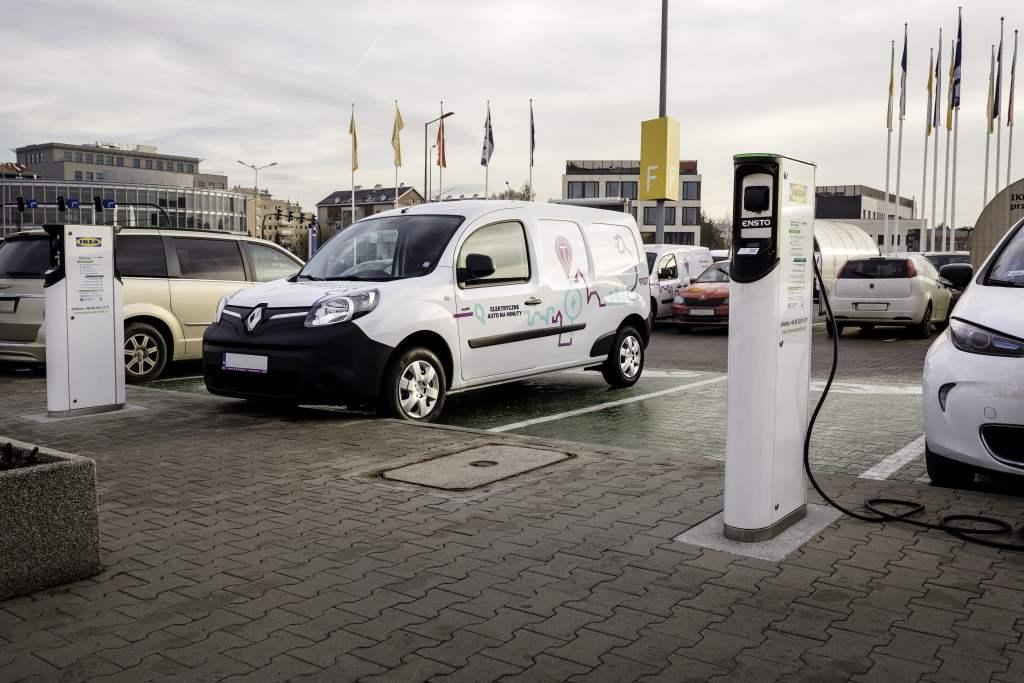 TrafiCargo zwiększył flotę dostawczych aut elektrycznych