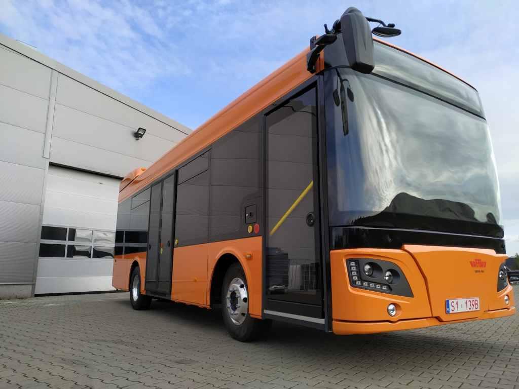 Rafako stworzył prototyp autobusu elektrycznego. W przyszłości ma być fundamentem floty gimbusów