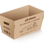 Lewiatan wprowadził do oferty ekologiczne kartony na zakupy