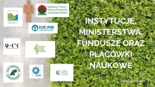 Instytucje, ministerstwa, fundusze oraz placówki naukowe