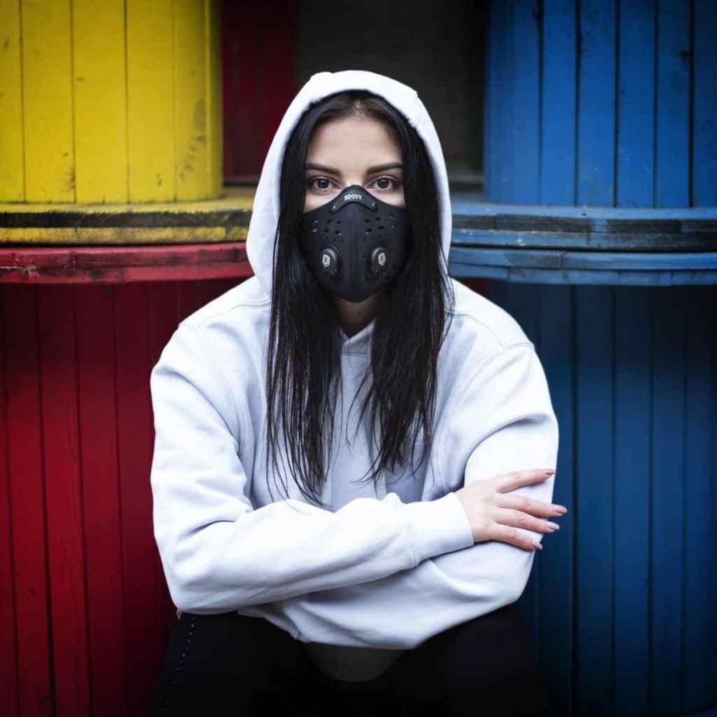Sportowa maska przeciwpyłowa BROYX