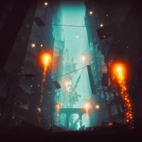 ただ一人、夢とも現実ともつかない幻想的な終末世界を彷徨う一人称視点の探索アドベンチャーゲーム「DYSTOA」は2018年Q2リリース予定。