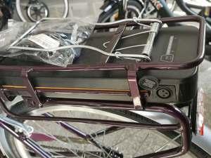 odtwarzanie klucza do baterii roweru elektrycznego