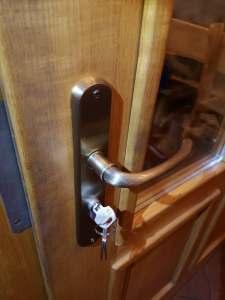 Montaż systemu Master Key w restauracji Chata Staropolska