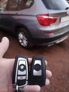 Kodowanie klucza do BMW
