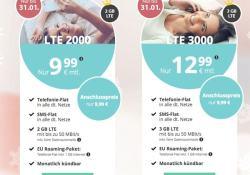 günstiger Handytarif unter 10 Euro im Monat
