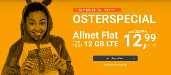 günstige Allnet-Flat
