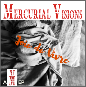 Mercurial Visions first release on Wax Trax! frnt