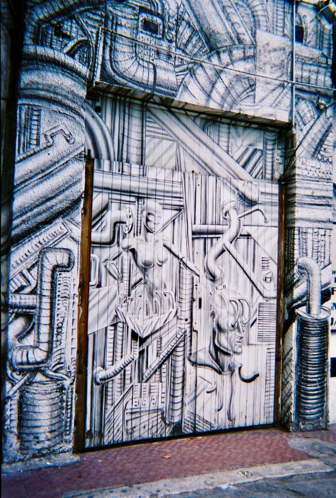 Fortnightly Round-Up of Street Art