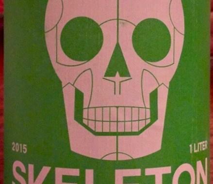 label from Skeleton Grüner Veltliner
