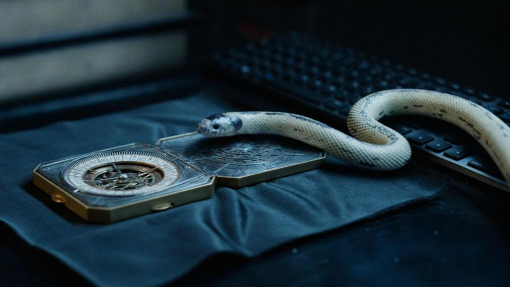 If It Were a Snake, It Would Have Bit You.