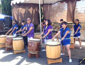 Asian Cultural Festival - Taiko Drumming