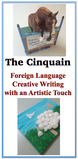 Cinquin: Foreign (World Language Creative Writing (Frencch, Spanish) www.wlteacher.wordpress.com
