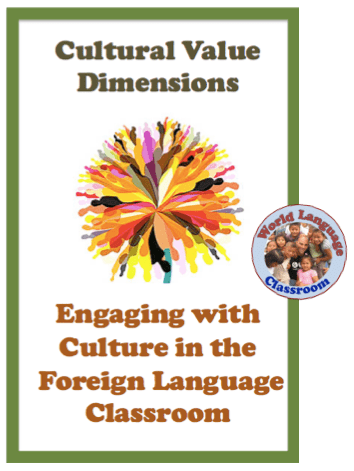 Engaging with Culture in the Foreign Language Classroom: Cultural Value Dimensions (French, Spanish) wlteacher.wordpress.com