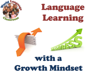 Growth and Fixed Mindset in Foreign Language Learning (SlideShare) (French, Spanish) www.wlclassroom.com