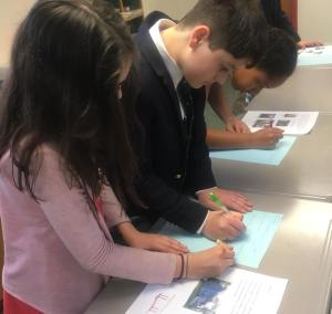 Foreign Language Reading and Writing Tasks with Student-Created Content (French, Spanish)