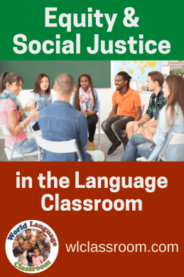 Social Justice in the World Language Classroom