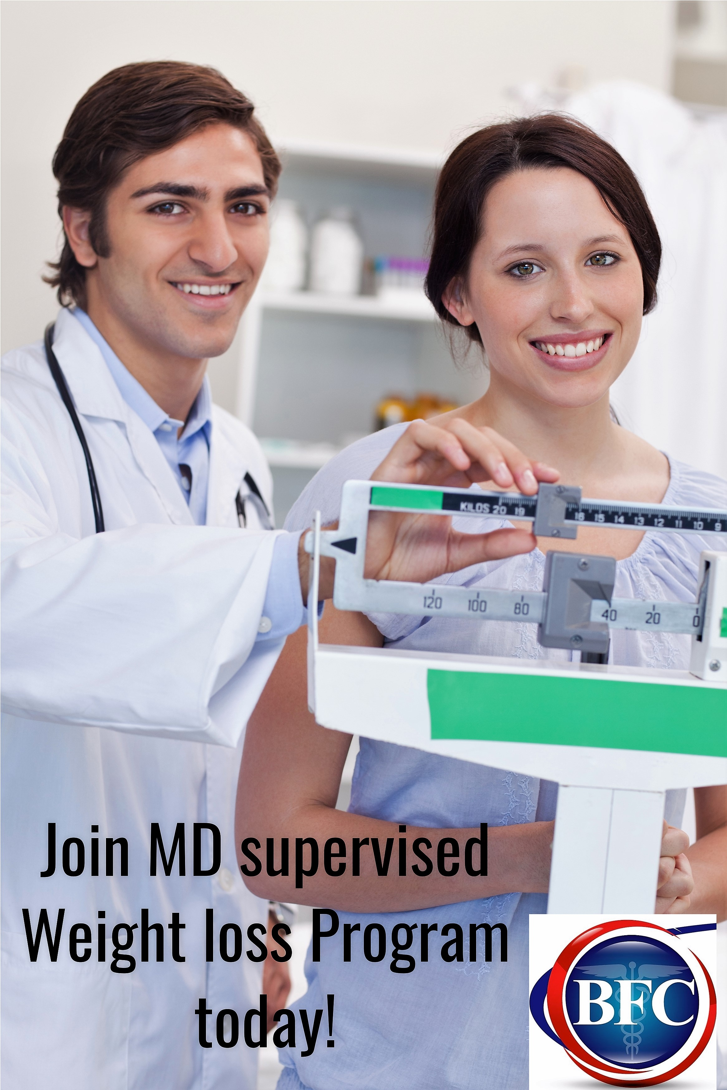 Doctor Supervised Medical Weight loss