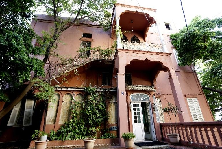 rose house in beirut