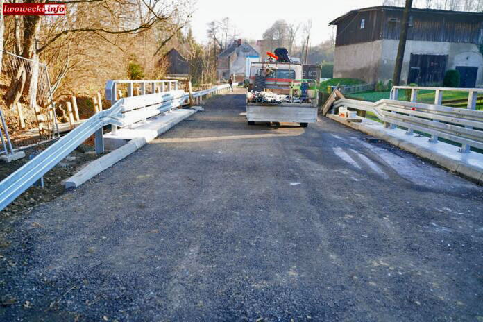 Wkrótce otwarcie mostu w Strzyżowcu