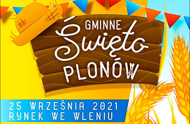 Gminne Święto Plonów 2021 we Wleniu