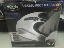 Dad will melt from a Shiatsu Foot Massager with heat! **Our price: $49.99!** (Retail $149.99)