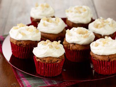 gingerbread-muffins-orange-icing