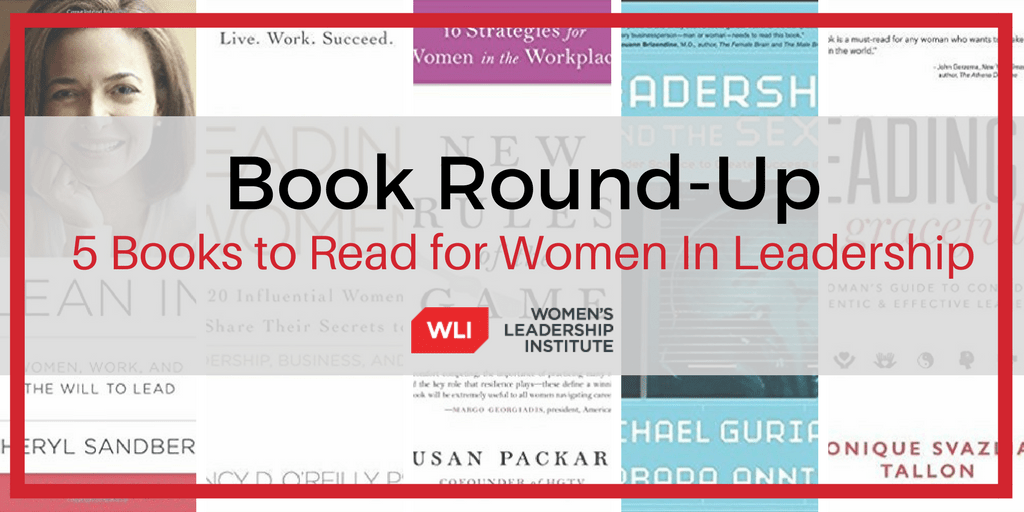 5 Books Worth a Read for Women In Leadership